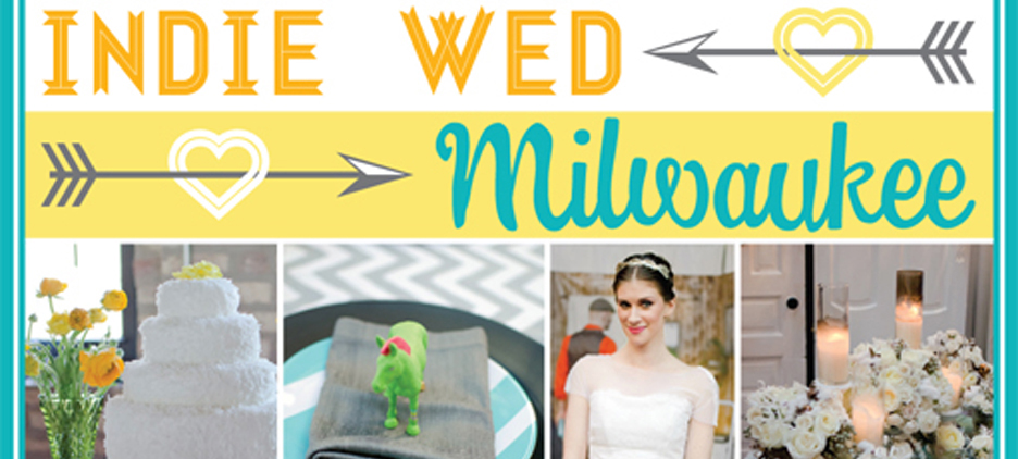 Indie Wed: not your average bridal show