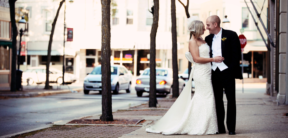 Photograph by Olga Thomas/Chic Wedding