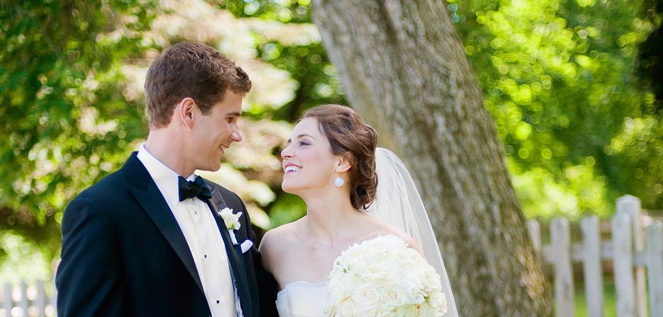 Meg & Dan's Elkhart Lake wedding