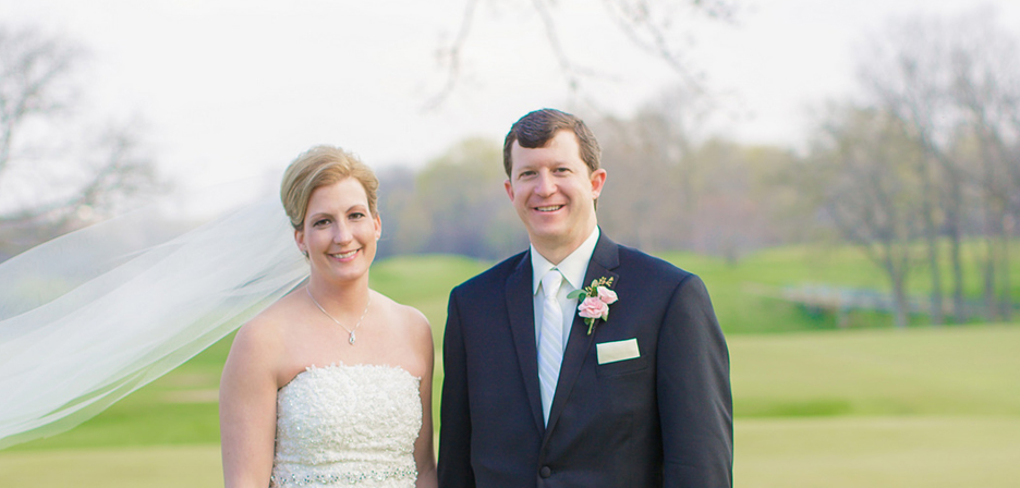 Theresa & Ryan's River Hills wedding