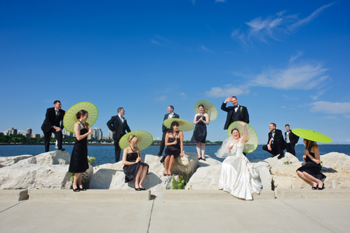 Wed In Milwaukee wedding Look Book; photo by Ari Rosenthal Photography