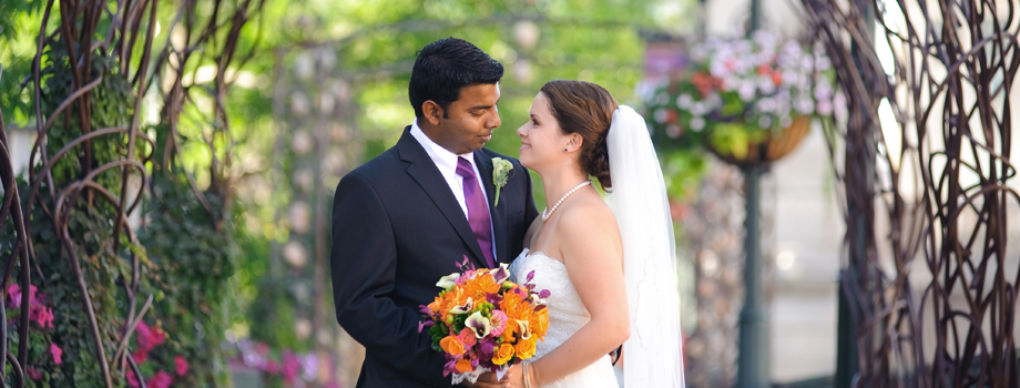 Michelle & Anush's Milwaukee wedding