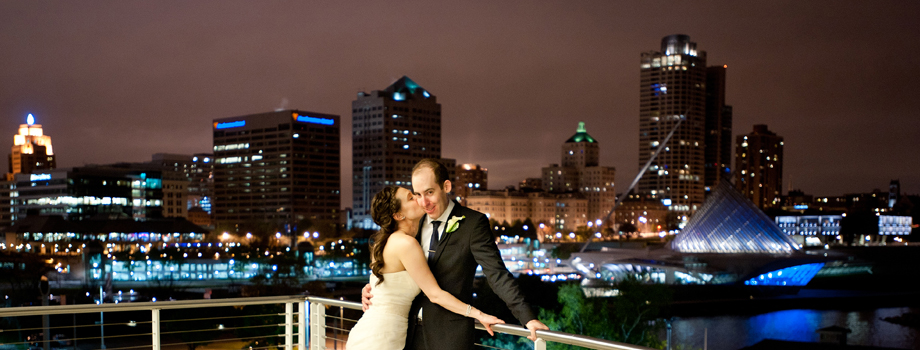 Rachel & Noah's Milwaukee wedding