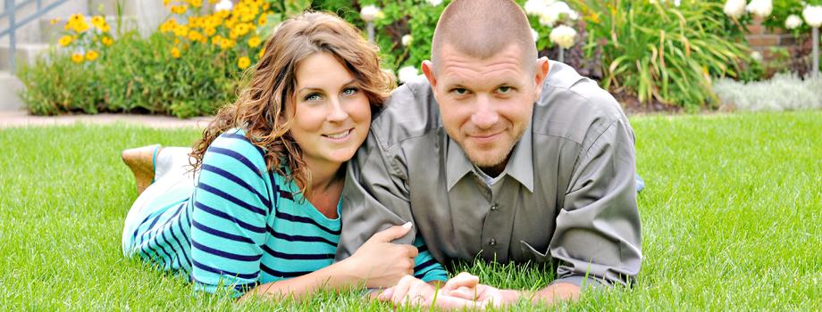 Melissa & Nate's Sheboygan engagement