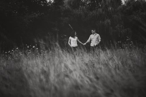 Tonya & Josh's South Milwaukee engagement - WedInMilwaukee com