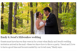 Emily & Jerad's Milwaukee wedding