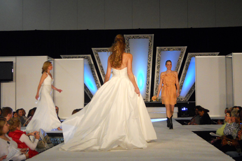Wonderful World of Weddings Fashion Show