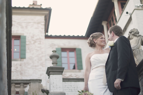 Wedding Photographs by Jenna Leigh at Villa Terrace in Milwaukee, Wed in Milwaukee