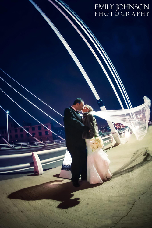 Milwaukee wedding photos by Emily Johnson Photography on WedinMilwaukee.com
