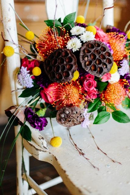 Milwaukee wedding flowers: Jaimer's Floral, photo: Valo Photography