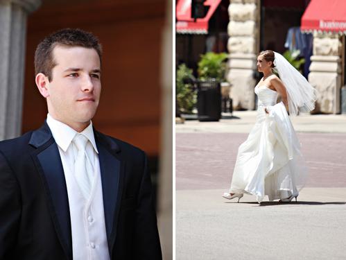 Milwaukee wedding photograph by Sarah Immel Photography on WedinMilwaukee.com