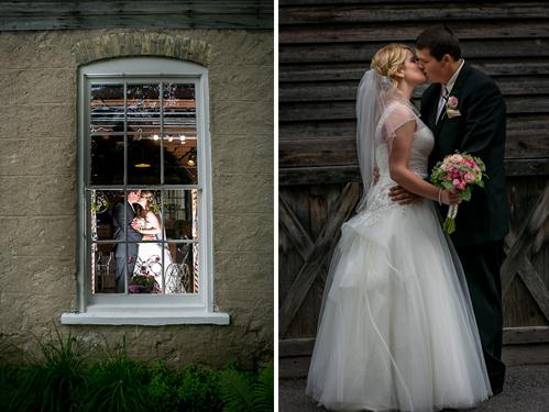 Cedarburg wedding photo by Tres Jolie Photography on WedinMilwaukee.com