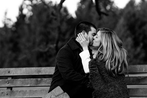 Wisconsin engagement by Jon Good Photography on Wed in Milwaukee