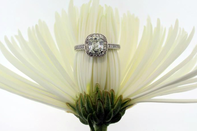 Wisconsin engagement by A Trio Jewelry on Wed in Milwaukee