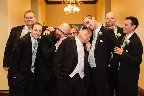 Wisconsin wedding by I Do Photography on Wed in Milwaukee