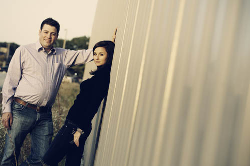 Milwaukee engagement session on Wed in Milwaukee by A&A Photography