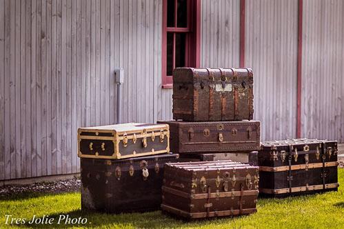 Relics Vintage Rentals on Wed in Milwaukee
