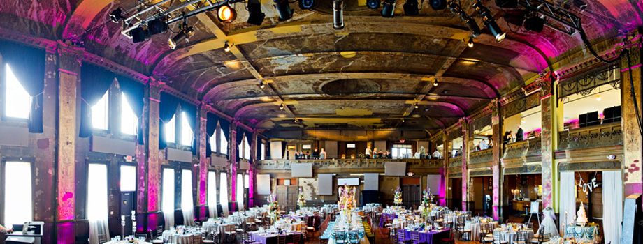 Milwaukee Turner Hall Wedding