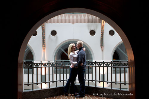 Milwaukee engagement photography on Wed in Milwaukee by Capture Life Moments.