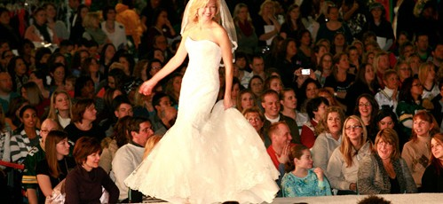Bridal show: Wonderful World of Weddings