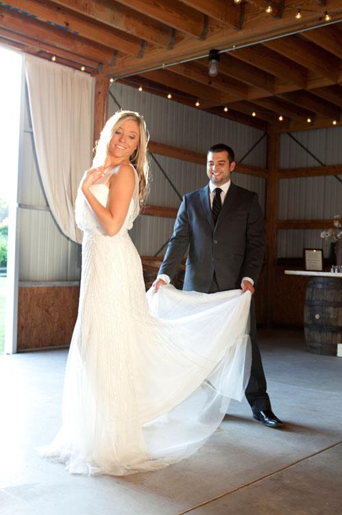 Milwaukee wedding shoot by Jonathan's Portraits on Wed in Milwaukee.