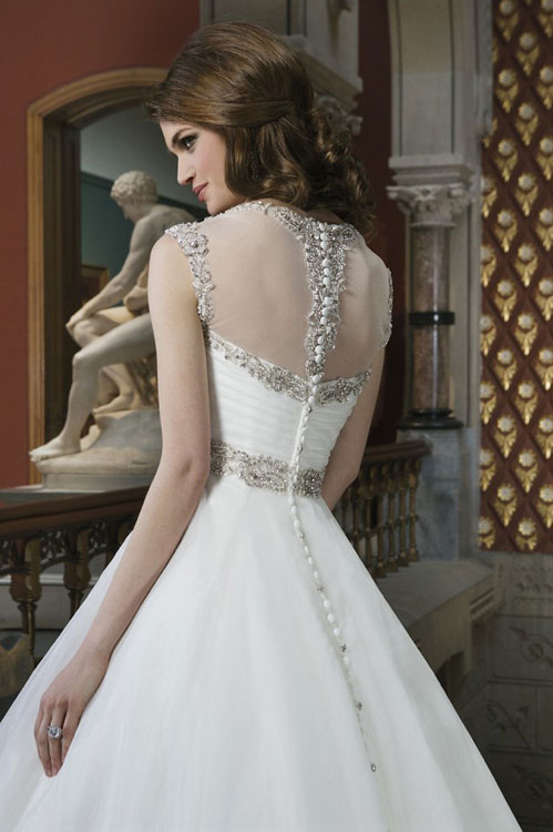 Top 3 wedding dress backs by Bucci's Bridal.