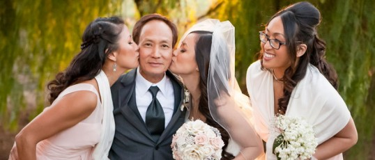5 heartwarming father-daughter wedding photos