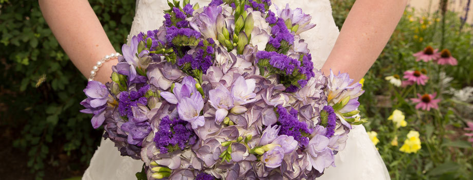 Choosing your flower bouquet style
