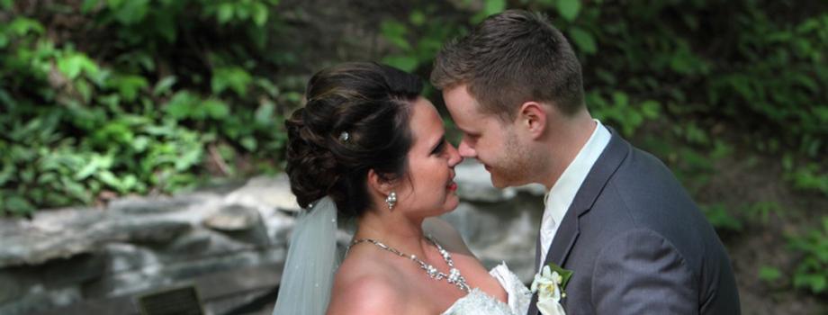 5 wedding day hair decisions