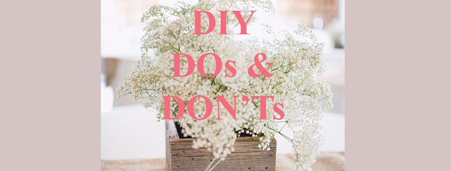 diy dos and donts