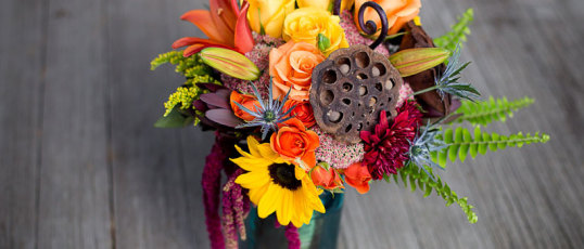 7 tips to help budget for your wedding flowers