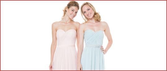 Tips for bridesmaid dress shopping