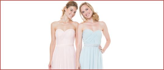 Tips for bridesmaid dress shopping
