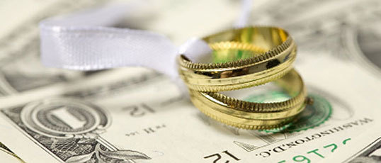 Tips to stick to your wedding budget