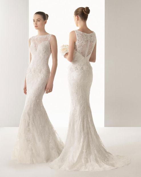 Sheath wedding dresses to swoon over - WedInMilwaukee.com